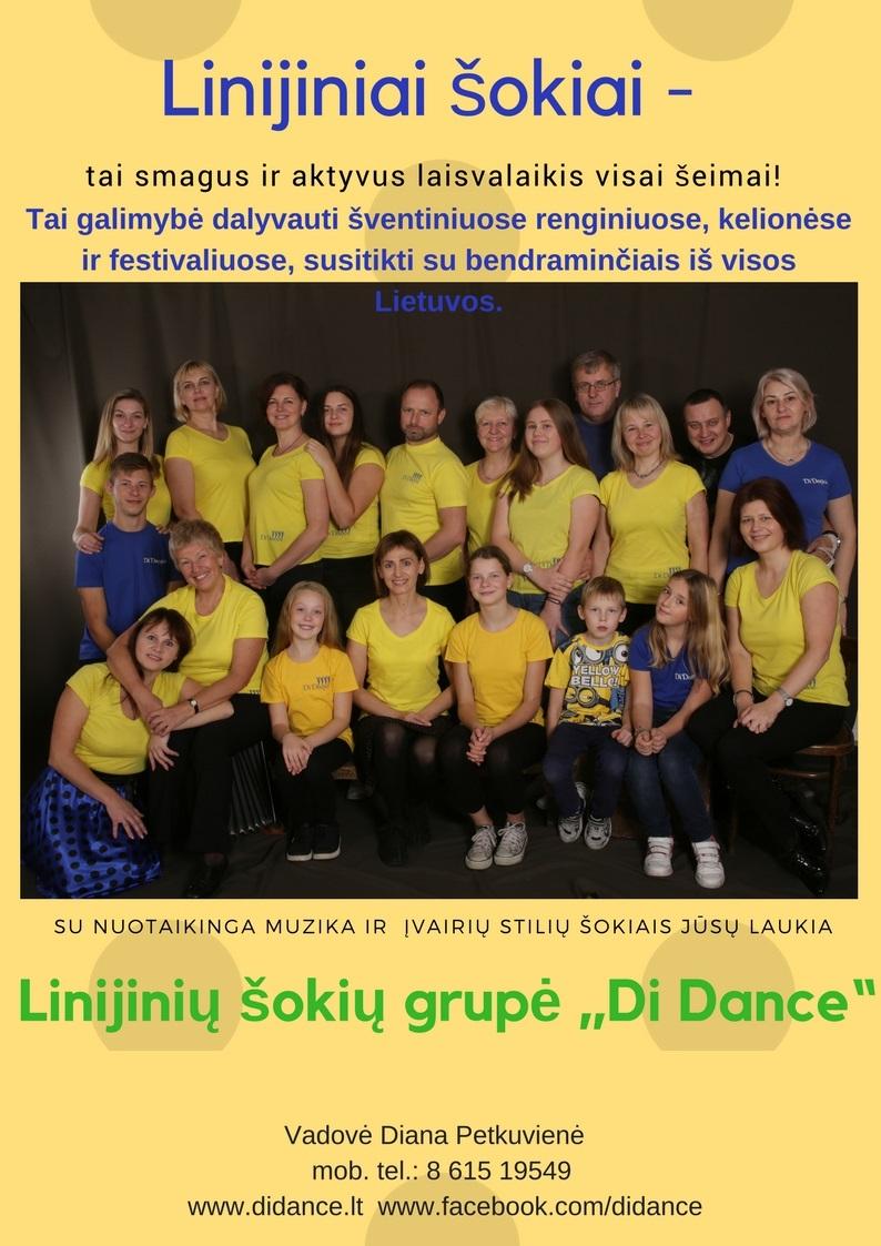 Linijiniai šokiai