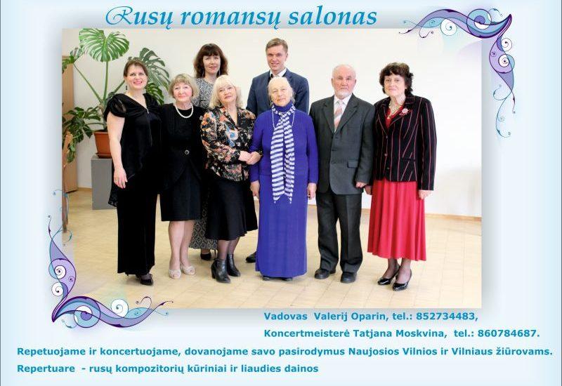 Rusų romansų salonas