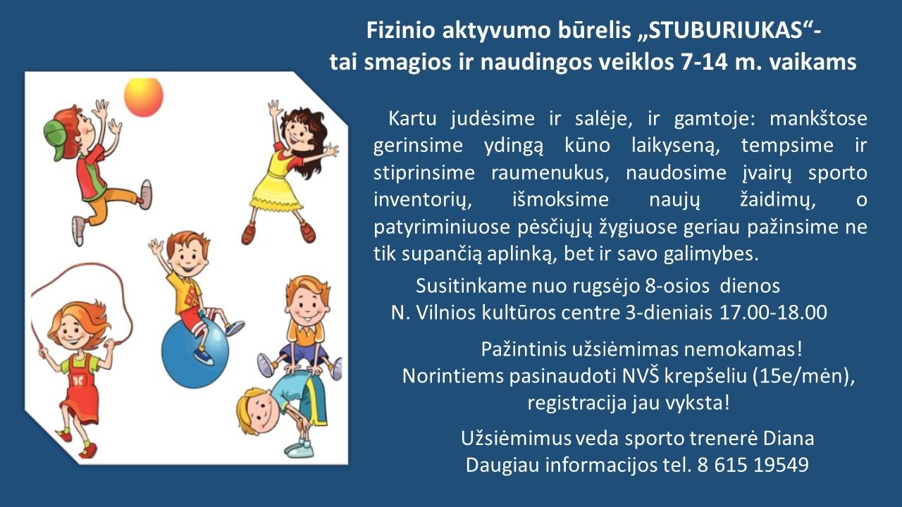 NVS STUBURIUKAS