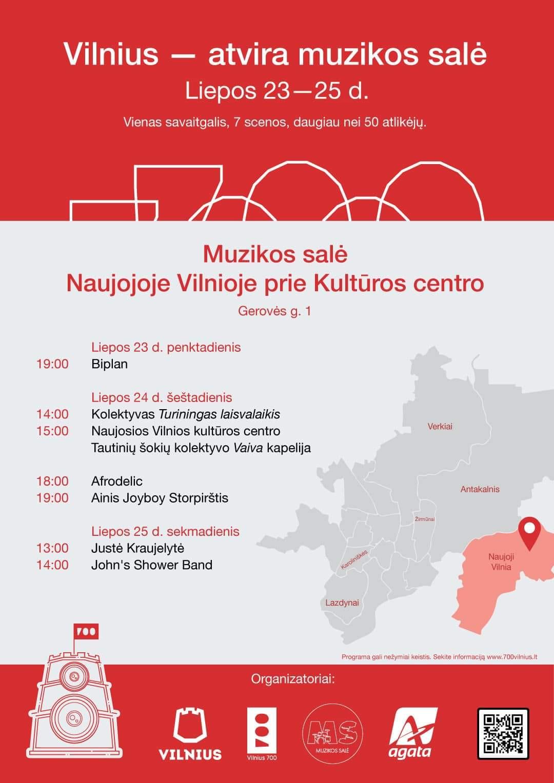 """Festivalis """"Vilnius – atvira muzikos salė"""""""